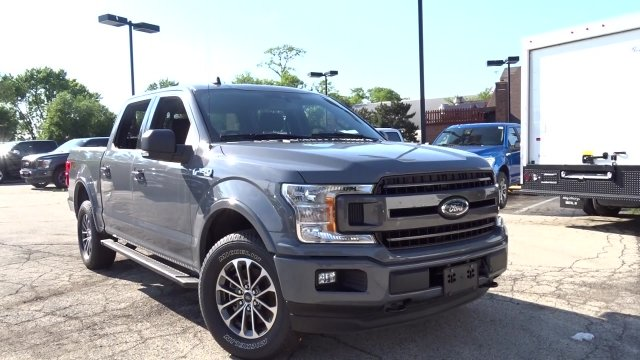 2019 F-150 SuperCrew Cab 4x4, Pickup #F39669 - photo 21
