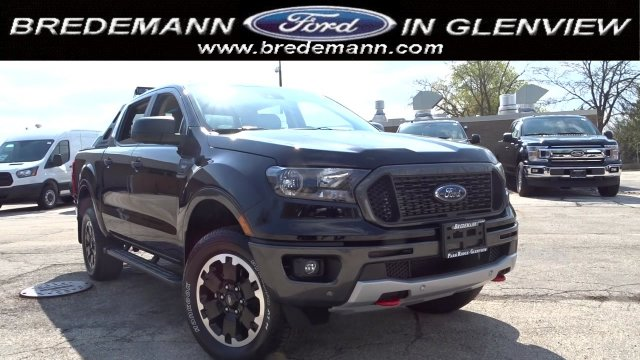 2019 Ranger SuperCrew Cab 4x4,  Pickup #F39675 - photo 1