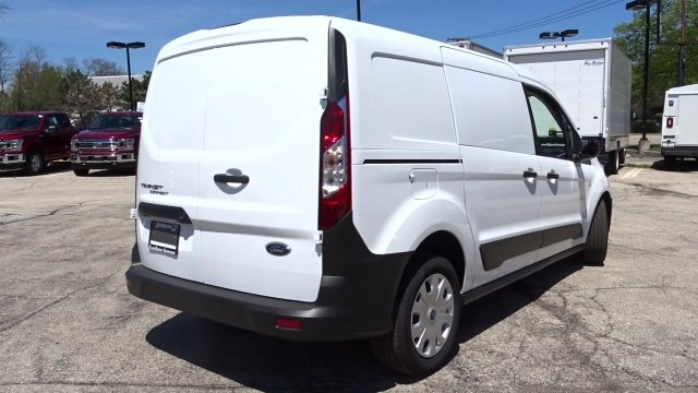 2019 Transit Connect 4x2,  Empty Cargo Van #F39685 - photo 1