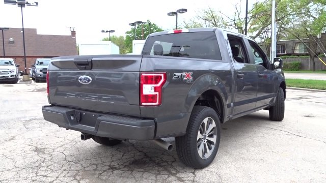 2019 F-150 SuperCrew Cab 4x4,  Pickup #F39698 - photo 2