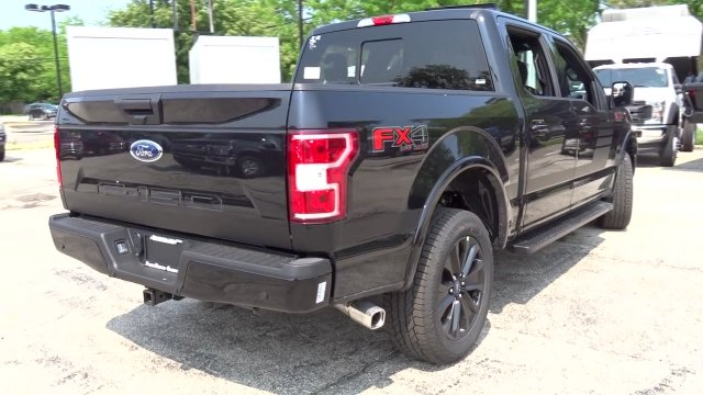 2019 F-150 SuperCrew Cab 4x4,  Pickup #F39717 - photo 2