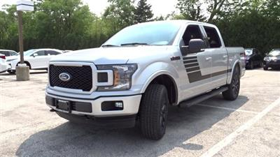 2019 F-150 SuperCrew Cab 4x4,  Pickup #F39718 - photo 4