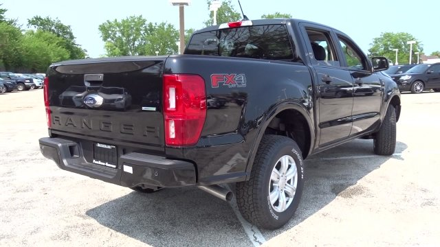 2019 Ranger SuperCrew Cab 4x4, Pickup #F39723 - photo 2