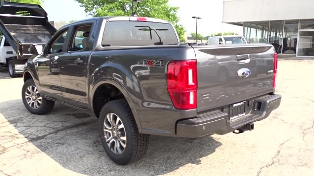 2019 Ranger SuperCrew Cab 4x4, Pickup #F39724 - photo 19