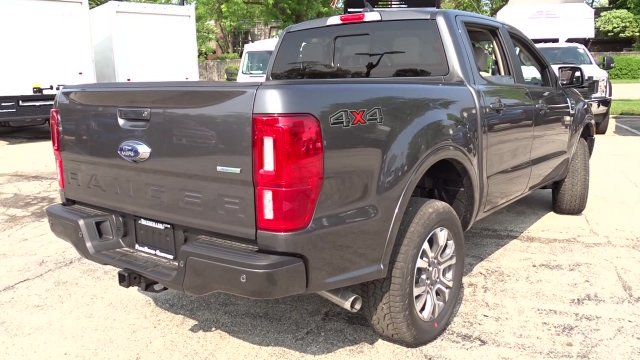 2019 Ranger SuperCrew Cab 4x4, Pickup #F39724 - photo 2