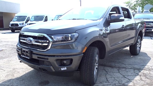 2019 Ranger SuperCrew Cab 4x4, Pickup #F39724 - photo 4
