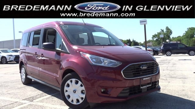 2019 Ford Transit Connect FWD, Passenger Wagon #F39745 - photo 1