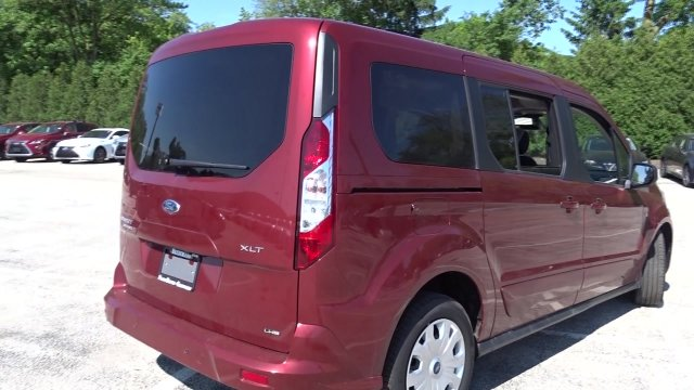 2019 Transit Connect 4x2,  Passenger Wagon #F39745 - photo 2