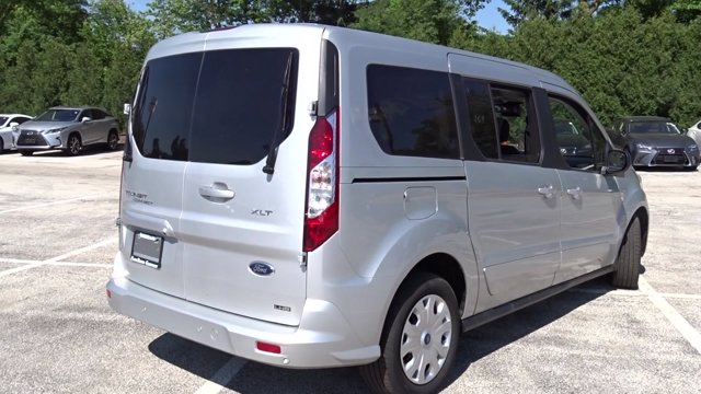 2019 Ford Transit Connect FWD, Passenger Wagon #F39746 - photo 2