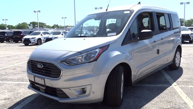 2019 Ford Transit Connect FWD, Passenger Wagon #F39746 - photo 4