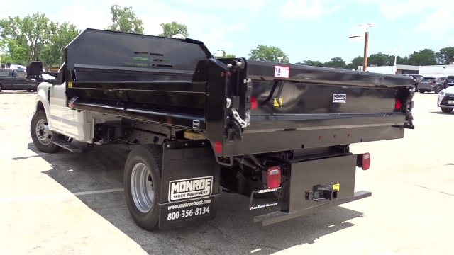 2019 F-350 Regular Cab DRW 4x2, Monroe MTE-Zee Dump Body #F39765 - photo 18