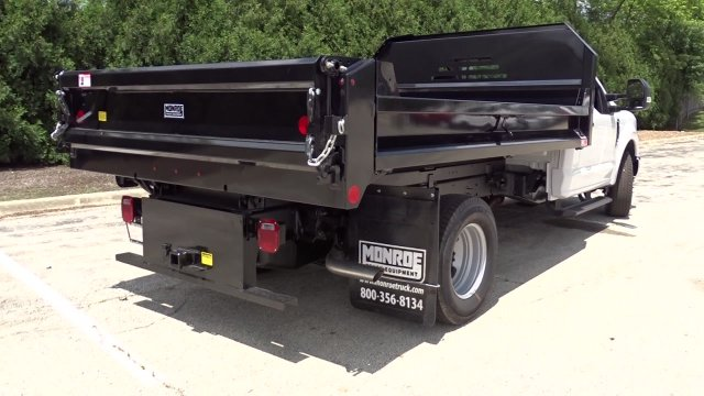 2019 F-350 Regular Cab DRW 4x2, Monroe MTE-Zee Dump Body #F39765 - photo 2