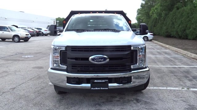 2019 F-350 Regular Cab DRW 4x2, Monroe MTE-Zee Dump Body #F39765 - photo 3