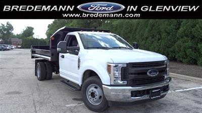 2019 F-350 Regular Cab DRW 4x2, Monroe MTE-Zee Dump Body #F39765 - photo 1