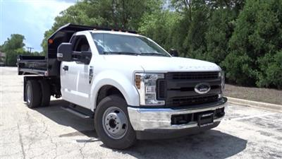 2019 F-350 Regular Cab DRW 4x2, Monroe MTE-Zee Dump Body #F39765 - photo 21