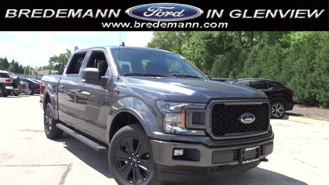 2019 F-150 SuperCrew Cab 4x4,  Pickup #F39781 - photo 1