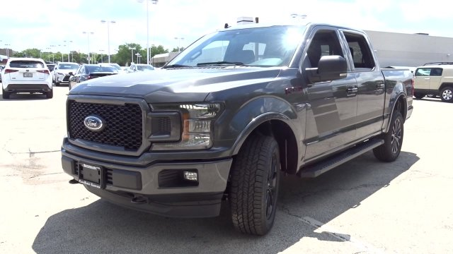 2019 F-150 SuperCrew Cab 4x4,  Pickup #F39781 - photo 4