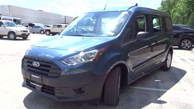 2020 Ford Transit Connect FWD, Passenger Wagon #F39797 - photo 4