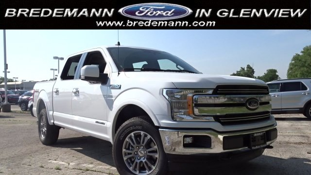 2019 F-150 SuperCrew Cab 4x4,  Pickup #F39808 - photo 1