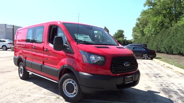 2019 Transit 250 Low Roof 4x2,  Empty Cargo Van #F39842 - photo 22