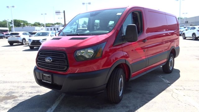 2019 Transit 250 Low Roof 4x2,  Empty Cargo Van #F39842 - photo 4