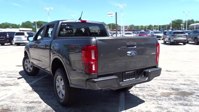 2019 Ranger SuperCrew Cab 4x4,  Pickup #F39846 - photo 19