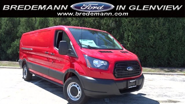 2019 Transit 250 Low Roof 4x2,  Empty Cargo Van #F39847 - photo 1