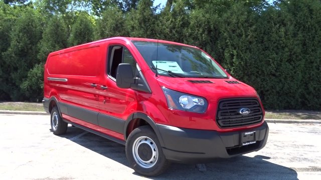 2019 Transit 250 Low Roof 4x2,  Empty Cargo Van #F39847 - photo 19