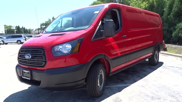 2019 Transit 250 Low Roof 4x2,  Empty Cargo Van #F39847 - photo 4