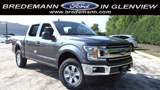 2019 F-150 SuperCrew Cab 4x4, Pickup #F39869 - photo 1