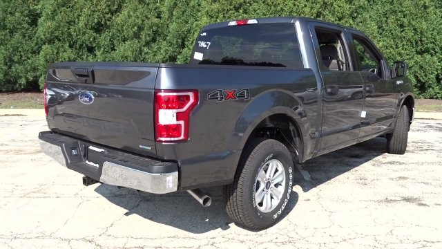 2019 F-150 SuperCrew Cab 4x4, Pickup #F39869 - photo 2