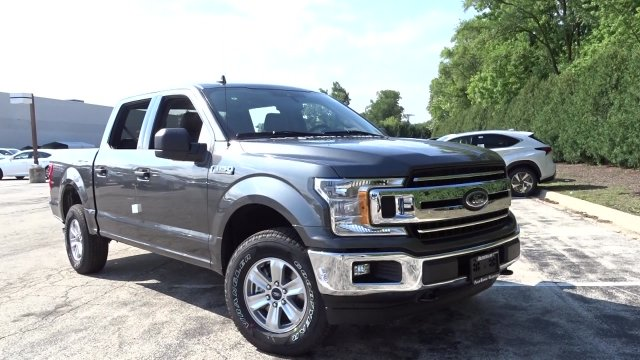 2019 F-150 SuperCrew Cab 4x4, Pickup #F39869 - photo 21