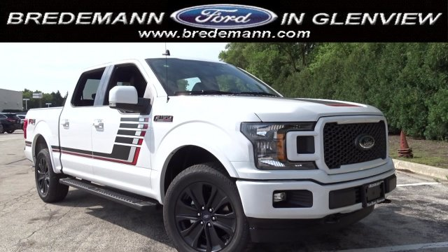 2019 F-150 SuperCrew Cab 4x4,  Pickup #F39871 - photo 1