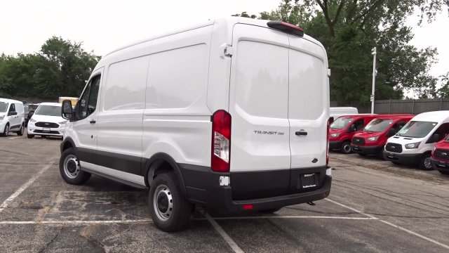 2019 Transit 250 Med Roof 4x2,  Empty Cargo Van #F39877 - photo 17