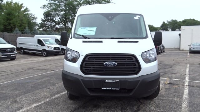 2019 Transit 250 Med Roof 4x2,  Empty Cargo Van #F39877 - photo 4
