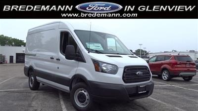 2019 Transit 250 Med Roof 4x2,  Empty Cargo Van #F39877 - photo 1