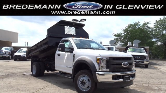 2019 F-450 Regular Cab DRW 4x4,  Knapheide Dump Body #F39880 - photo 1