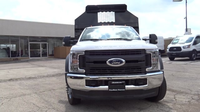 2019 F-450 Regular Cab DRW 4x4,  Knapheide Drop Side Dump Body #F39880 - photo 3