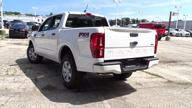 2019 Ranger SuperCrew Cab 4x4,  Pickup #F39907 - photo 19