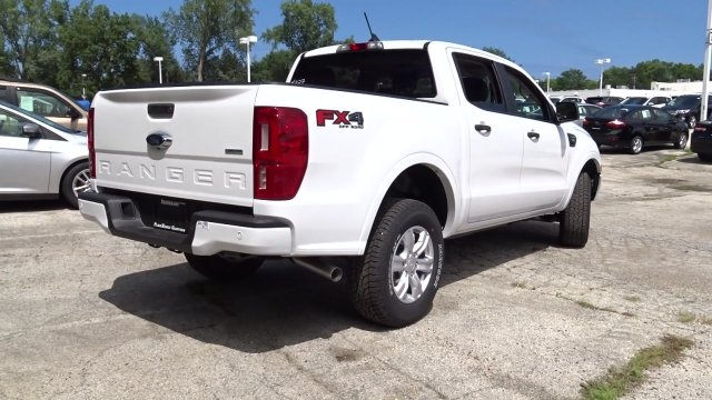 2019 Ranger SuperCrew Cab 4x4,  Pickup #F39907 - photo 2