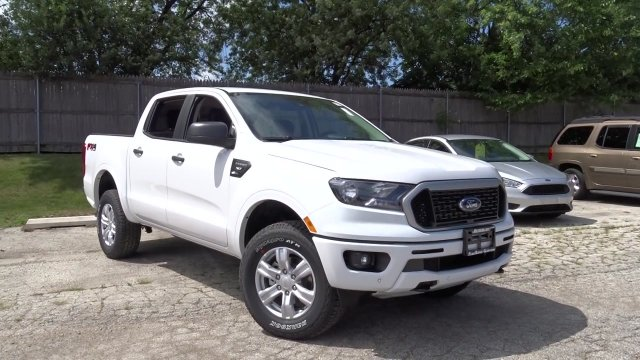 2019 Ranger SuperCrew Cab 4x4,  Pickup #F39907 - photo 23