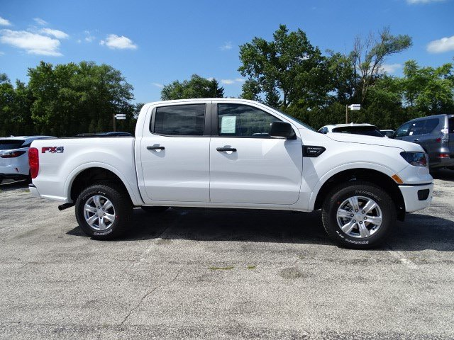 2019 Ranger SuperCrew Cab 4x4,  Pickup #F39909 - photo 3
