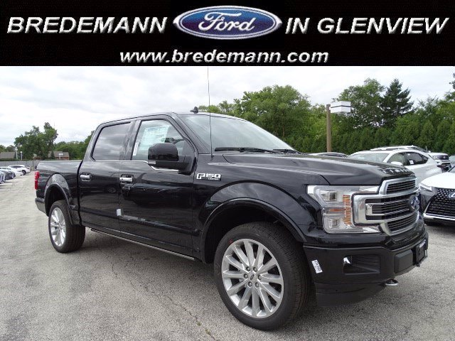 2019 F-150 SuperCrew Cab 4x4,  Pickup #F39931 - photo 1