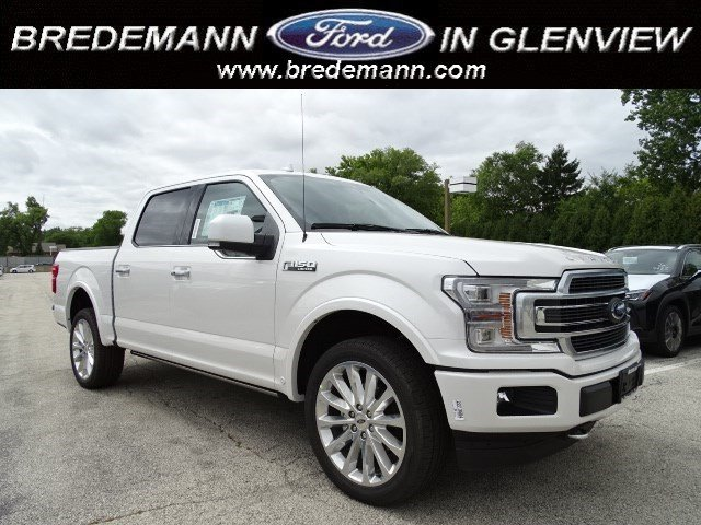 2019 F-150 SuperCrew Cab 4x4, Pickup #F39932 - photo 1