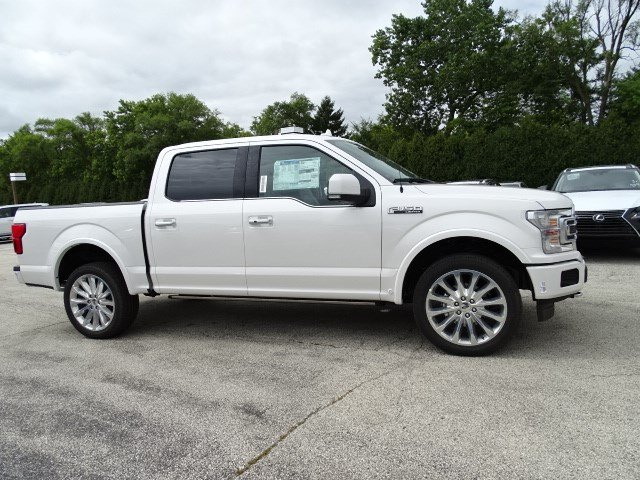 2019 F-150 SuperCrew Cab 4x4, Pickup #F39932 - photo 3