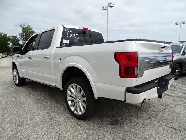 2019 F-150 SuperCrew Cab 4x4, Pickup #F39932 - photo 4