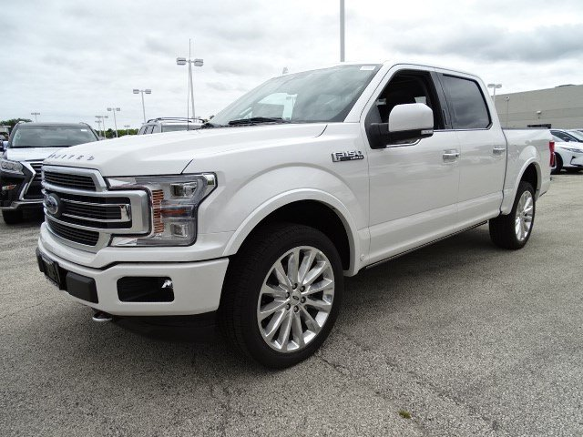 2019 F-150 SuperCrew Cab 4x4, Pickup #F39932 - photo 5