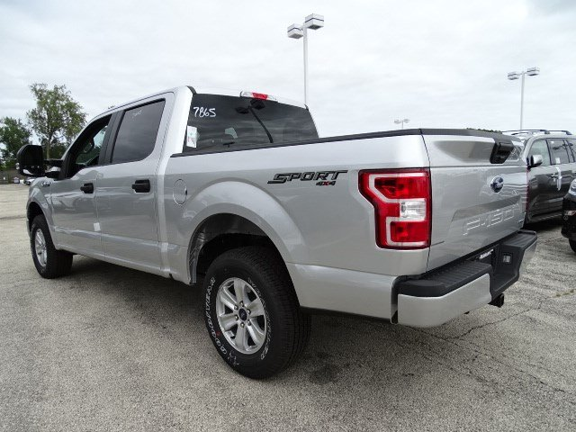 2019 F-150 SuperCrew Cab 4x4,  Pickup #F39933 - photo 4