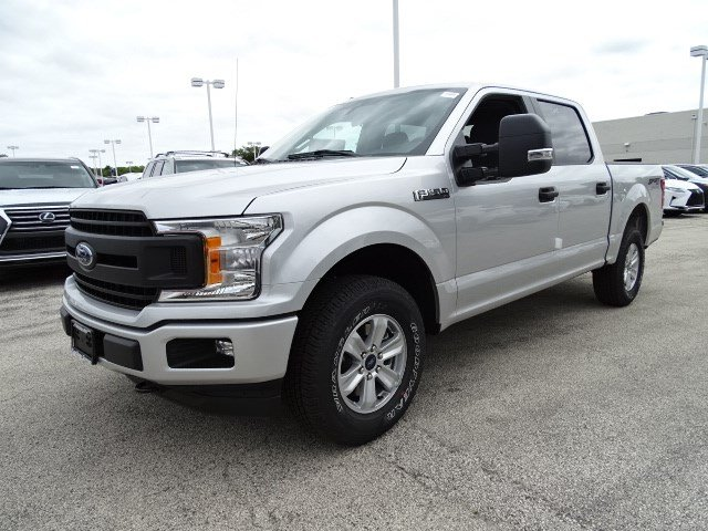2019 F-150 SuperCrew Cab 4x4,  Pickup #F39933 - photo 5