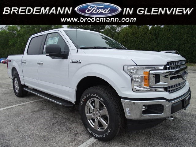 2019 F-150 SuperCrew Cab 4x4,  Pickup #F39942 - photo 1